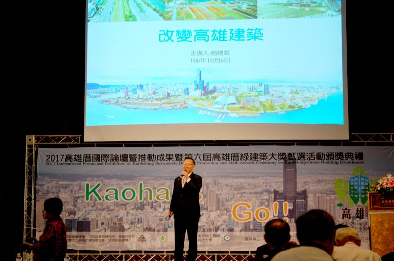 工務局長趙建喬-穩建的腳步建設城市